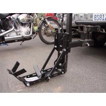 Dolly Rampa Carrito De Motocicleta Tipo Grua, Discreto 362kg