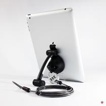 Cta Digital Soporte Stand Seguridad Ventosa Ipad Con Candado