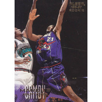 1996-97 Fleer Rookie Marcus Camby Raptors