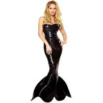 Disfraz De Sirena, Sirenita, Ariel Para Damas, Envio Gratis