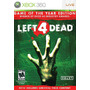 Left 4 Dead Game Of The Year Edition Nuevo Blakhelmet E