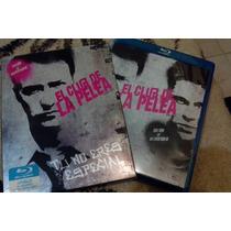 Blu Ray El Club De La Pelea Edicion 10 Aniversario