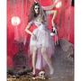 Disfraz De Novia Zombie Para Damas, Envio Gratis