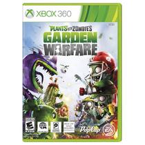 Plantas Vs Zombies Garden Warfare Nuevo Xbox 360 Blakhelmet
