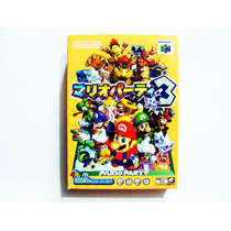 Mario Party 3 Japones - Original - Nintendo 64 - N64