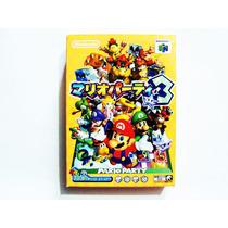 Mario Party 3 Japones - Original - Nintendo 64 - N64
