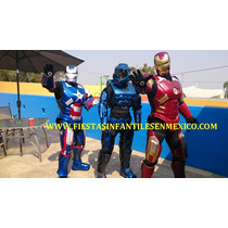Shows Vengadores Show Avengers Show Super Heroes Botargas