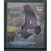 Sc 2622 Año 2009 Fauna En Peligro De Extincion Condor De