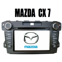 Estereo Mazda Cx7 Pantalla Dvd Gps Mp3 Ipod Usb Tv Bluetooth