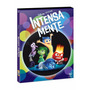 Intensa Mente Inside Out Disney Pixar , Pelicula En Dvd