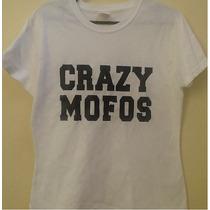 Playeras Crazy Mofos One Direction Calidad Y Precio