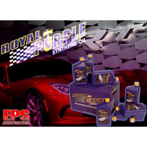 Aceite Sintético ::: Royal Purple ::: High Performance Maa