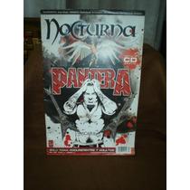 Pantera - Revista + Cd - Nocturna Lqe
