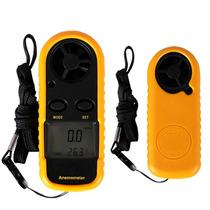 Anemómetro Portatil Velocidad Viento Medidor