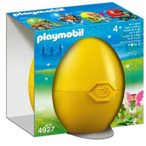 Playmobil 4927 Hada Con Trono Floral Princesas Retromex!