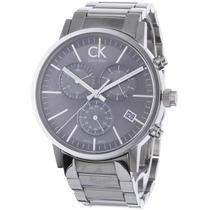 Reloj Hombre Calvin Klein K7627161 Post Minimal Silver Pm0