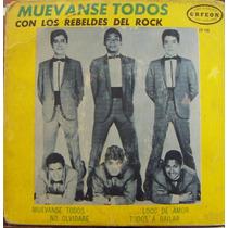 Los Rebeldes Del Rock, Ep 7´, Rock Nacional