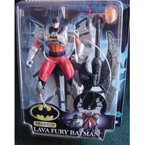 Figura Legends Of The Dark Knight Lava Fury Batman Prem Vv4