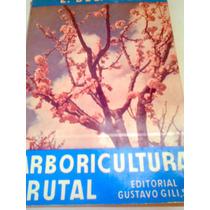 Arboricultor Fruta Autor Delpace Cuidado De Arbol Libro Vv4