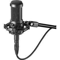 Microfono De Condensador Audio Technica At 2035 Profesional