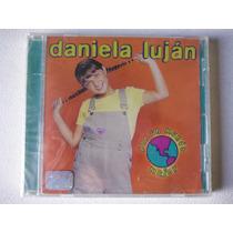 Daniela Lujan Por Un Mundo Mejor Cd 1999 Nuevo Y Sellado Hm4