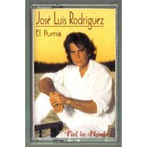 Jose Luis Rodriguez El Puma Piel De Hombre Cassette 1992 Idd
