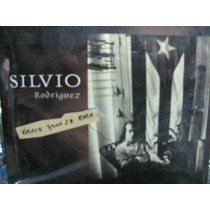Silvio Rodriguez Erase Que Se Era 2cds Sellado Digipak