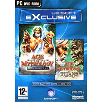 Age Of Mythology Gold Edition - Videojuego Para Pc Vbf