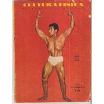 Revista Antigua Cultura Fisica Y Defensa Personal 1957 Hwo
