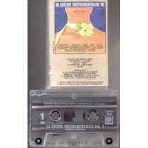 Audio Cassette 16 Exitos Instrumentales Vol.2
