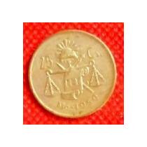 25 Centavos 1950 Plata De La Balanza Moneda De México - Dpa