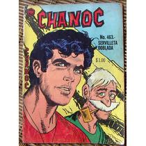 Historieta, Chanoc, N°463, Publicaciones Herrerias, Idd