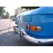 Micas Traceras Calavera Datsun Bluebird 1965 Y 1966 Auto Dda