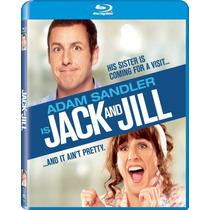 Jack Y Jill ( Bluray ) Con Adam Sandler Y Eugenio Derbez Lbf