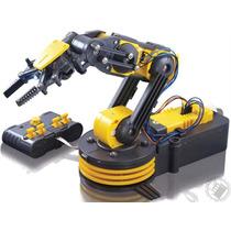 Brazo Robotico Owi-535 Kit Para Armar Opción Armar Y Usb-pc