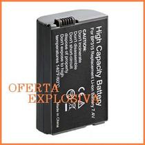 Bateria Recargable Bp-315 Para Video Camara Canon Ixy Dv M5