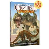 Libro De Dinosaurios Carnívoros