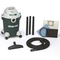 Aspiradora Shopvac Liquidos/solidos 6 Galones 2.75 Hp