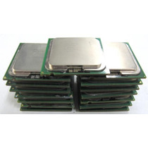 Lote De 10 Procesadores Intel Pentium4 520 A 2.80 Ghz Lga775