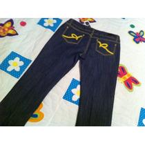 Roca Wear Jeans Para Dama