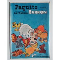 1973 La Familia Burron #17126 Paquito Gabriel Vargas Comic