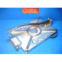 Aluminio Tortilladora Mod. Canasta Medidas 28 X 20.5 Cms