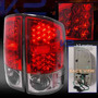Calaveras Roja Y Blanco Led Dodge Ram Pick Up 03 04 05 2500