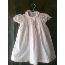 Niña Vestido Rosa P/ Beba T-9m Feltman Bros