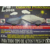 Funda Protectora Marca Car Cover P/ Ford Lobo Doble Cabina.