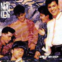 New Kids On The Block Step By Step Cd Usado Importado Usa