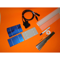 Kit Completo Panel Solar 60w Policristalino Proyecto Diy