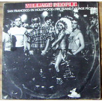 Musica Disco, Village People, San Francisco, Lp 12´ Css