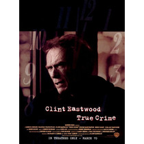 Clint Eastwood Crimen Verdadero Pelicula Seminueva Original