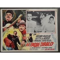 Antonio Aguilar El Padre Diablo Kitty De Hoyos Cartel D Cine